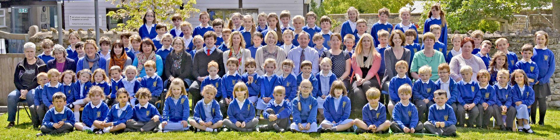 Whole School photograph – 2015