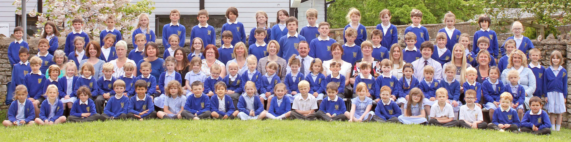 Whole School photograph – 2016