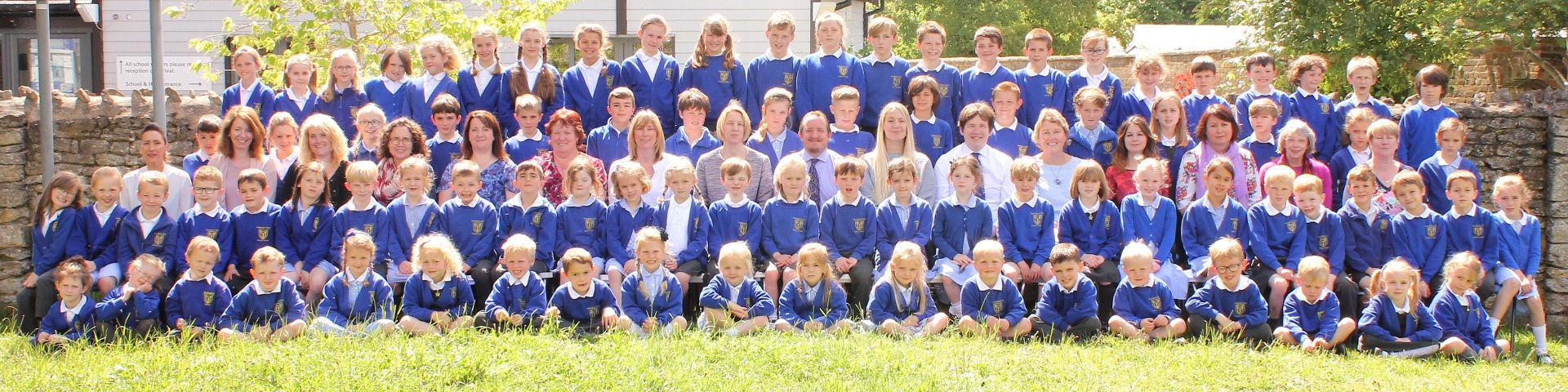 Whole School photograph – 2017